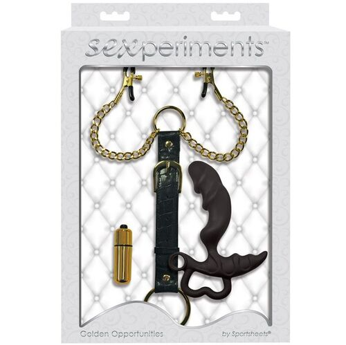 SEXPERIMENTS KIT GOLDEN OPPORTUNITIES